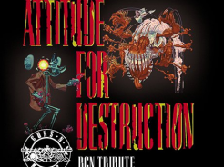 Attitude For Destruction BCN - Guns N\' Roses Tribute