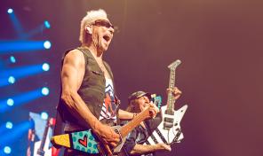 Scorpions y Europe, cuerda para rato