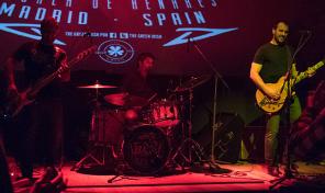Noche de auténtico Rock and Roll con Los Brazos