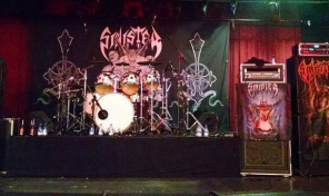 Sinister to perform in Madrid Summer Fest
