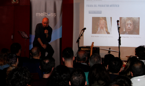 Carlos Galán, new Melboss Talks' guest