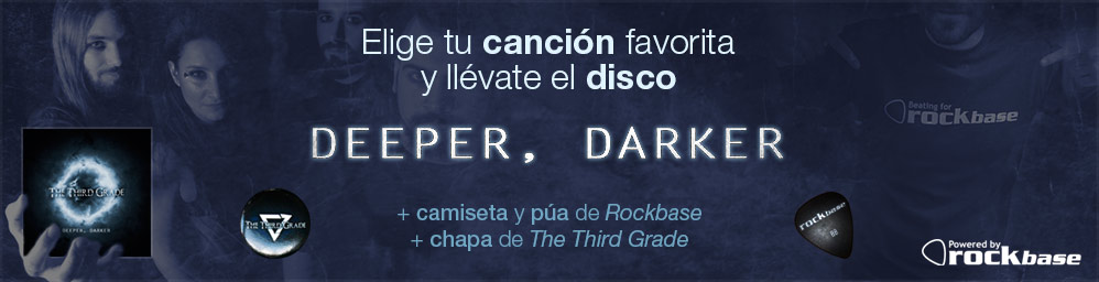 Gana una copia del nuevo disco de The Third Grade